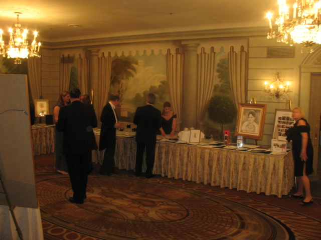The Russian Nobility Association, Spring Ball, Silent auction 2012, New York, USA